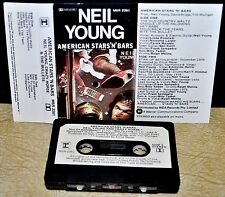 NEIL YOUNG, CRAZY HORSE & THE BULLETS                        Cassette Tape