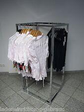 Konfektionsständer Textilständer Kleiderständer Verkaufständer Kleiderstange