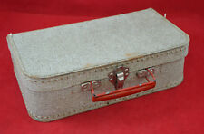 Rare Vintage German Picnic Box Lunchbox suitcase original antique