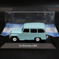 1:43 IXO Altaya IKA Estanciera 1965 Diecast Models Collection Miniature car