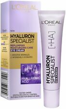 L'Oreal Hyaluron Specialist Eye Cream Replumping Smooths Wrinkle Hyaluronic Acid