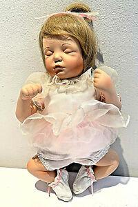 Vintage 1999 The Ashton-Drake Galleries Porcelain Baby Doll 330/ZB 11''/30cm