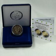 2 Euro Münze Gedenkmünze Belgien Jahr der Pflanzengesundheit 2020 PP PROOF