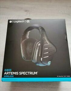 Logitech G933 Artemis Spectrum RGB Wireless Gaming Headset
