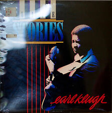 EARL KLUGH: Life Stories-SEALED1986LP DON SEBESKY