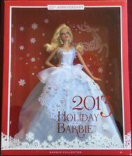 Barbie Collector 2013 Holiday Doll Wedding Dress Mattel X8271