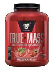 BSN TRUE MASS 5LB WEIGHT GAINER DISCOUNTED NEW SALE LOW PRICE