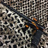 NEW Dangerous Power DP G5 Electronic Tournament Paintball Gun - Black/Orange