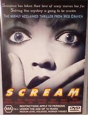 SCREAM R4 DVD