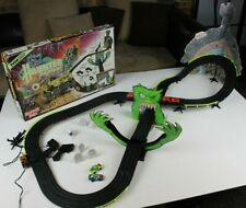 TYCO Haunted Highway Electric Racing Ho Slot Car Set 1994 As Is - See Details