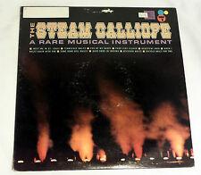 Steam Calliope: A Rare Musical Instument   [VG++  Copy]