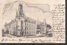AK Köln. Post 1901.