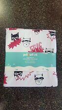 Pillowfort Microfiber Full Sheet Set Cat Capers 3 PIECE