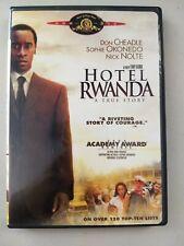New listing Hotel Rwanda (Dvd)