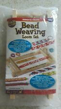 New Bead Weaving Loom Set - Made by me!