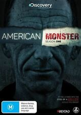 American Monster : Season 1 (DVD, 2017, 2-Disc Set) NEW and sealed