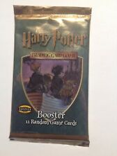Harry Potter trading card game TCG CCG sealed booster pack