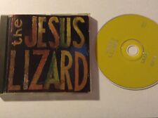 JESUS LIZARD LASH CD QUALITY CHECKED & FAST FREE P&P