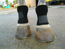 Bed sore boots for horses-Vet recommended. No uneven pressure on tendons. NEW