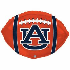 Auburn Tigers Football Foil Balloon Licensed Homecoming Birthday