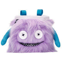 8BPlus Lilly Furry Rock Climbing Chalk Bag Monster