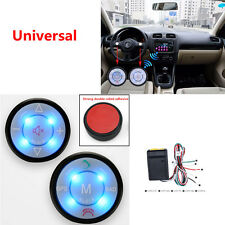 High Receive Chip IR Wireless Steering Wheel Controller+1 Button for Car GPS DVD