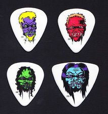 Metallica Signature Zombie 4 Guitar Pick Set - 2009 Death Magnetic Tour