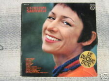 CATHERINE SAUVAGE 33 TOURS FRANCE LEO FERRE BORIS VIAN