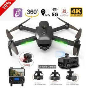 SG906 MAX PRO2 PRO RC Drone 4K Camera Gimbal GPS 5G WiFi FPV Quadcopter Toy Gift