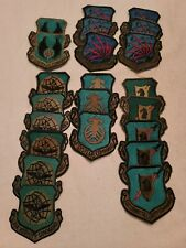 22-USAF COMMAND PATCHES NEW ---SEE STORE WE HAVE A TON USAF ITEMS