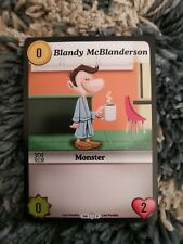 Blandy McBlanderson Munchkin CCG Steve Jackson Games Collectible Card Game