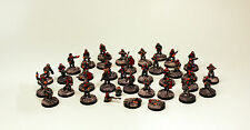 Painted 15mm Sci-Fi-Human Security Force Alpha Platoon-Elite-Alternative Armies