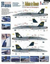 F/A-18C VFA-83 Hellcats to Hornets - TwoBobs - 48-140  - 1:48