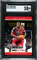2012 PANINI NBA HOOPS 249 JIMMY BUTLER ROOKIE SGC 10 GEM RC COMP PSA BGS