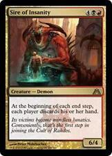 SIRE OF INSANITY Dragon's Maze MTG Gold Creature—Demon RARE
