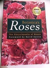 Botanica's Roses, Encyclopedia of Roses including CD, Forword by David Austin