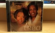 PRECIOUS JESUS - TREO  -  CD   NEW/SEALED   FREE SHIPPING