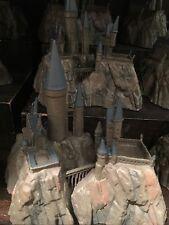 Universal Studios Harry Potter Hogwarts Castle Resin Figurine New