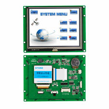 "5.6"" HMI Panel LCD Module with Controller + Serial Interface + Touch Screen"