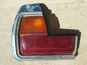 Chrysler Centura Tail Light left (LH) first gen 1975 - 1978