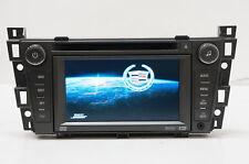 2008 Cadillac SRX AVEC Radio Player 6-Disc Navigation CDROM ID 25851426 OEM