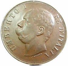 Savoia-UMBERTO I (1893 ROMA) 10 Centesimi