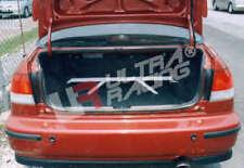 FOR 1991-2000 HONDA CIVIC EG EK ULTRA RACING 4POINTS REAR STRUT TOWER BAR BRACE