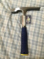 Estwing Brick Hammer E3-24blc 24 Ounces New Mason Brick Estwing