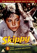 Skippy the Bush Kangaroo: Volume 4 DVD (2006) Ed Devereaux cert PG ***NEW***
