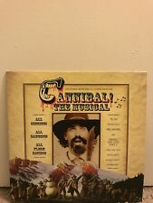 Cannibal! The Musical Vinyl Record Blood Red LP OST Trey Parker South Park /1000