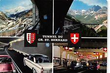 BR14946 Passage sous les alpes entre la suisse et l Italie   France