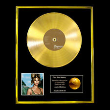 BEYONCE B'DAY CD GOLD DISC LP FREE P+P!