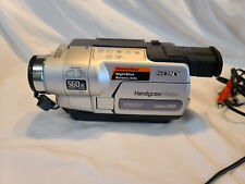 Sony Handycam Ccd-Trv318 Camera Ntsc Kit to Transfer 8mm Hi8 to Pc/Mac/Vcr/Dvd