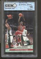 1992-93 Michael Jordan Ultra #27 Gem Mint 10 Chicago Bulls MVP HOF
